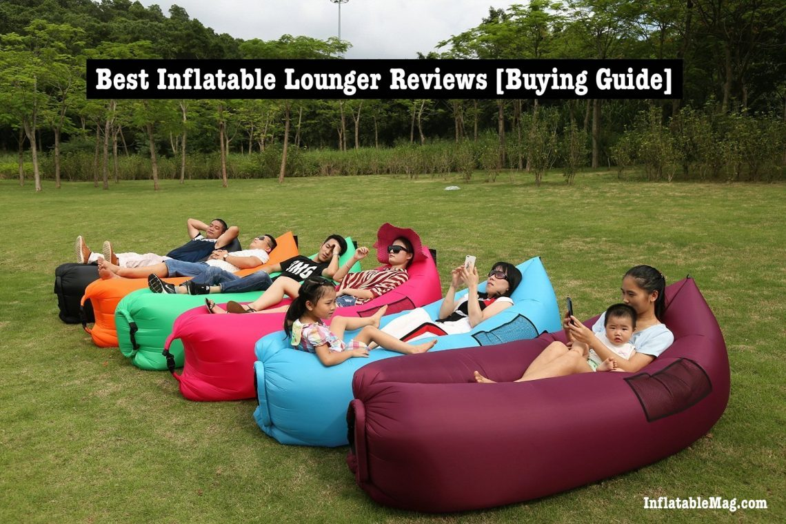 best inflatable lounger hammock