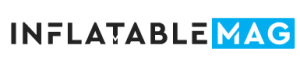 inflatable mag logo