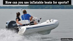 inflatable boat sport
