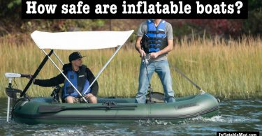 inflatable boats safe
