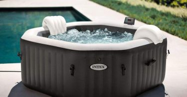 inflatable portable jacuzzi