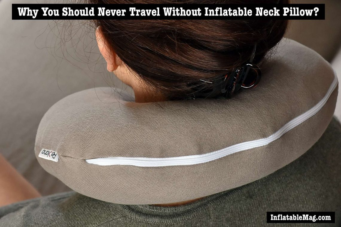 neck pillow use