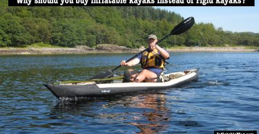 rigid inflatable kayaks
